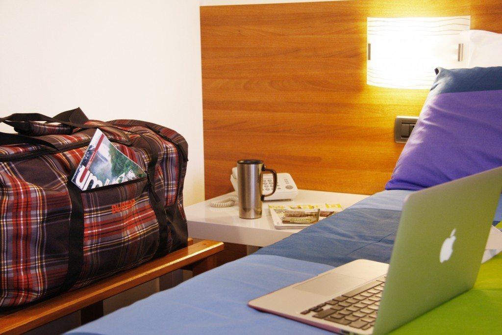 CAMERA MATRIMONIALE - Hotel Perugia Centro Ilgo