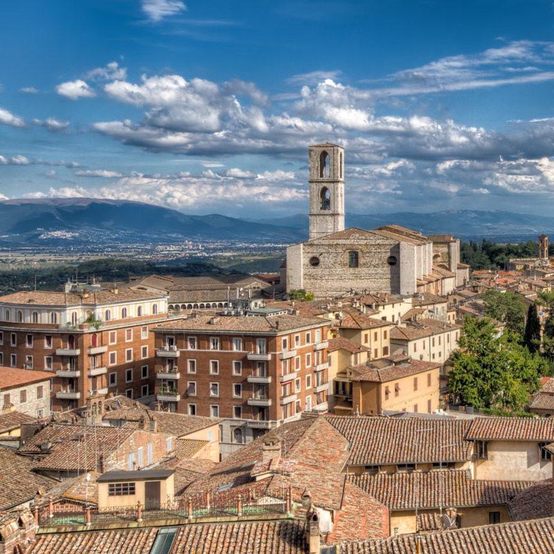 Itinerario Borghi in Umbria