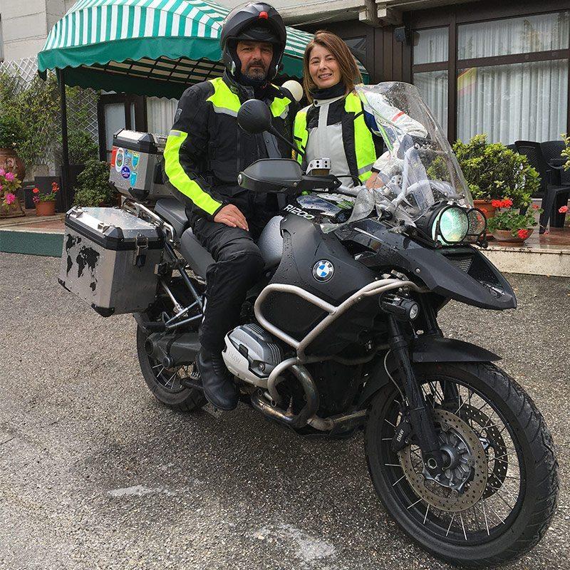 Mai senza la tua moto?