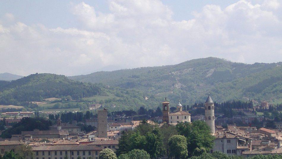 Panorama Città di Castello