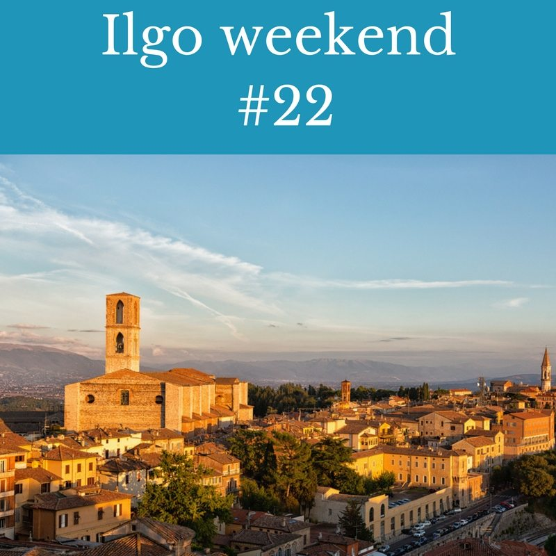 ilgo weekend#22