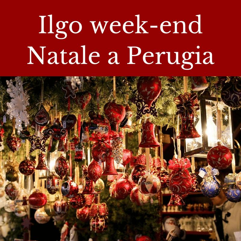 #Natale a Perugia